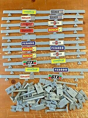 Matchbox Powertrack - Barriers & Track Supports • 12£