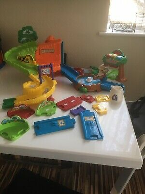 Vtech Toot Toot Zoo And Track • 4.80£