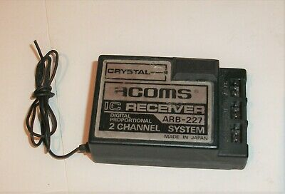 Vintage ACOMS ARB-227 27Mhz AM Receiver • 11.95£
