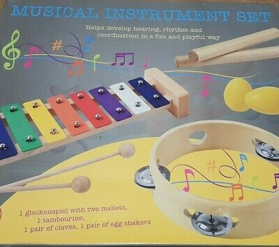 Childrens Instruments Set S18 • 18.99£