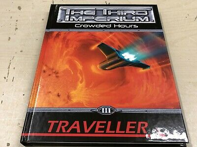 Traveller - Crowded Hours Adventure Compilation • 2.20£