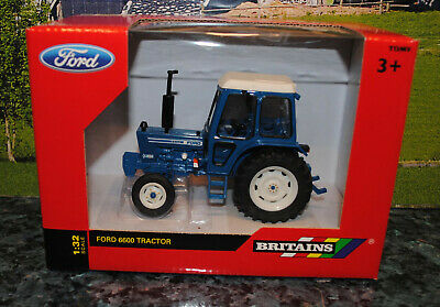 Britains Ford 6600 2wd Tractor, Mib • 52£