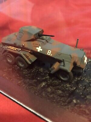 Diecast 1/72 WW2 German Tank 6 Rad. Open To Offers And Combined Post • 10.99£