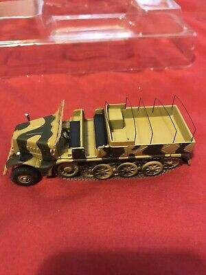 Diecast 1/72 WW2 German Famo - Offered As Free Gift With Subscription - Rare • 11.99£
