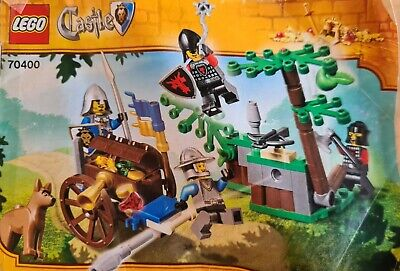 Lego Castle 70400 Forest Ambush With Instructions No Box • 1.20£
