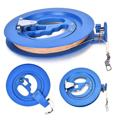 Outdoor Kite Winder Winding ReelGrip.Wheel With Flying Line String With SG  Od • 6.07£