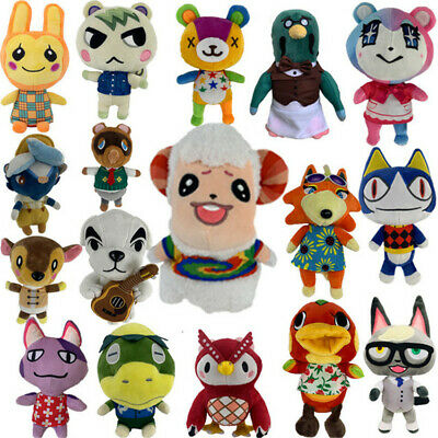 Animal Crossing Stitches Lsabelle Plush Toy Soft Stuffed Doll Toy To Kids Gift • 28.88£