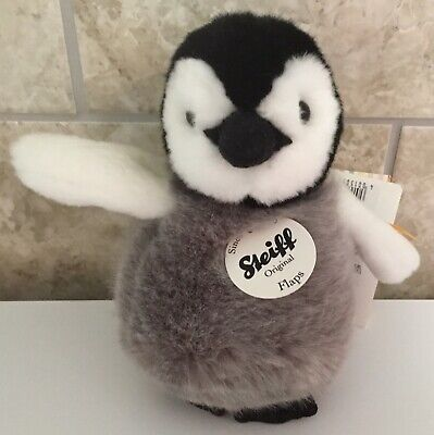 Steiff Original Flaps Soft Toy Penguin • 24£