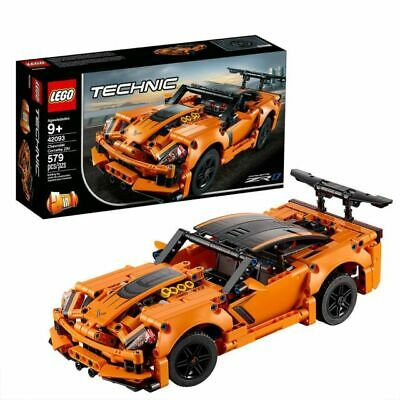 LEGO Technic Chevrolet Corvette ZR1 Rally Car Set - 42093 • 29.25£