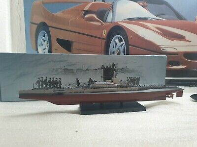 Atlas Editions - 1942 Surcouf - Small Scale Model - U Boat Collection • 11.99£