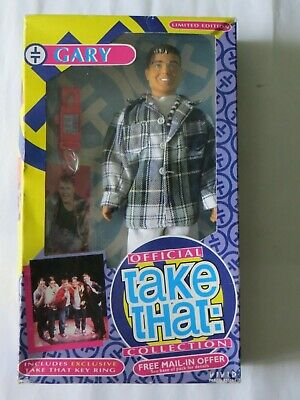 Gary Barlow Collectors Doll -  With Keyring - Take That • 29.99£