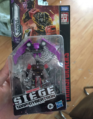 New Transformers War For Cybertron Siege Rumble & Ratbat In Stock • 9.99£