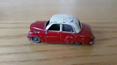 Lesney Vauxhall Cresta Red With Cream Roof #22a • 12£