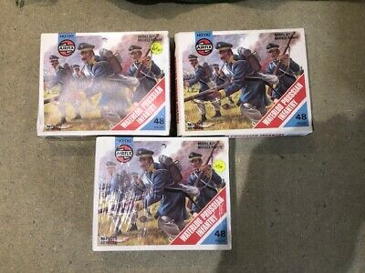 OO/HO 1/72 Airfix Prussians 3 Sets • 16£
