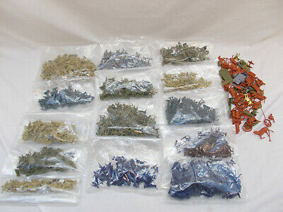 Job Lot Of Airfix 1:72 HO/OO Scale Cowboys WWII Soldiers Etc • 40£
