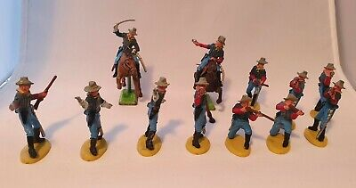 Britains US Civil War Union Soldiers • 7.50£