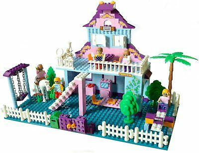 My Dream Princess House 323 Brick Construction Girls Blocks Figures Sealed New • 14.99£