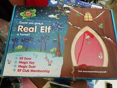 Could You Give A Real Elf A Home? • 4.50£