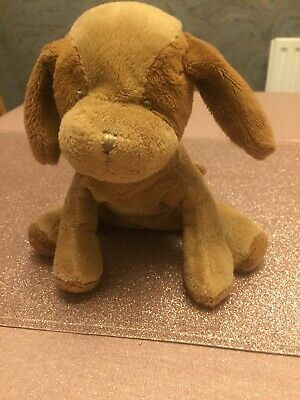 Cute Soft Cuddly Toy Dog - Excellent Condition • 4£