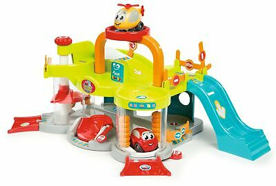 Smoby 120402 Toy Garages For Boys & Girls | Cool Features Include Helipad, Li... • 93.30£