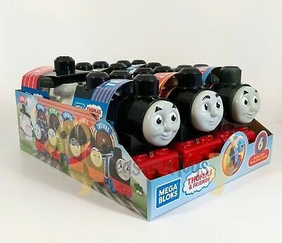 MEGA BLOKS Thomas & Friends Building Kit - Choose Your Character - *NEW* • 5£