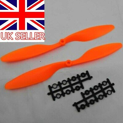 2x 1045 Props 10x4.5 CW/CCW Propeller For Multicopter Quadcopter FPV For DJI UK • 3.79£