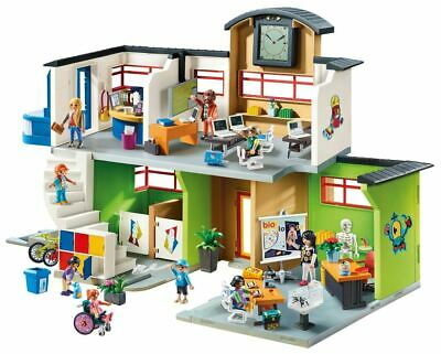 Playmobil 9453 City Life Furnished School Building • 95.99£