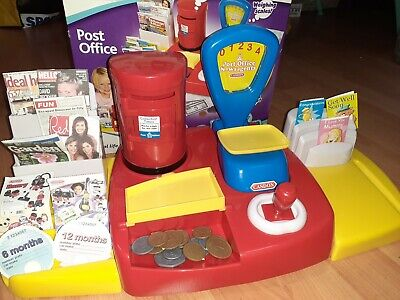 Casdon Post Office Role Play Kids Toy Great Condition • 3.50£
