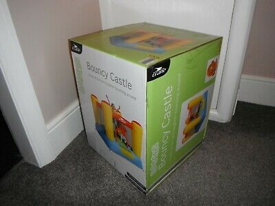 #new, Sealed# 'crane' 82836, Kids Bouncy Castle, (ideal Xmas Gift) All Complete • 103£