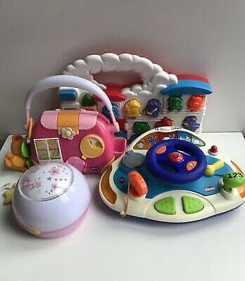 Chicco Baby Toys  Bundle Vintage TRAIN Chicco Animal Electronic Talking Driver  • 49.99£