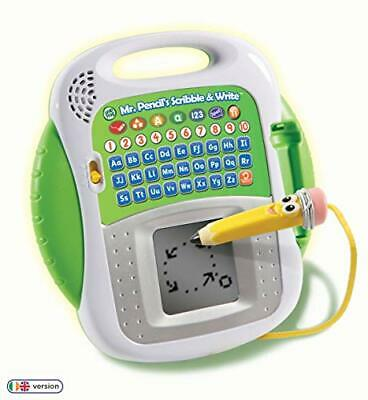 600803 Mr Pencil's Scribble And Write Interactive Learning Toy • 31.99£