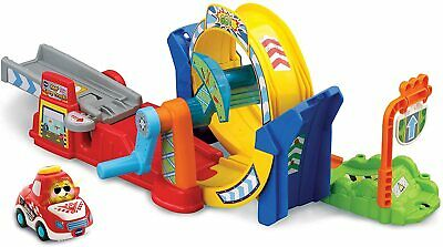 VTech Toot-Toot Drivers 360 Loop Track Toy Car Racing Track For Boys And Girls • 13.66£