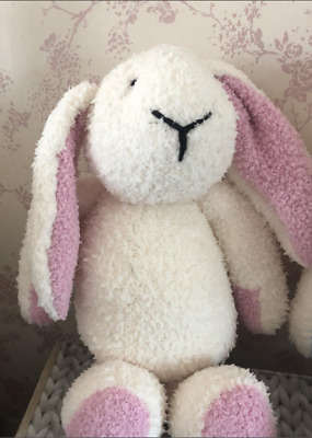 Large Toy Hand Knitted Bunnies • 112£