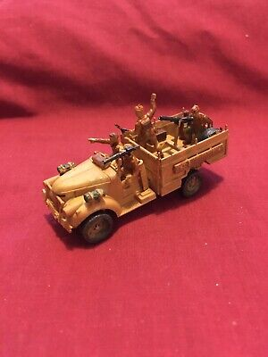 1/72 WW2 British SAS Chevrolet 30cwt Recon Team. Open To Offers And Combined Pos • 15.99£