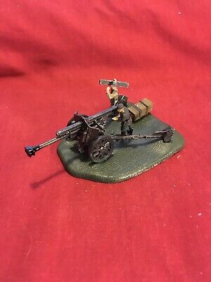 1/72 WW2 PAK 40 And Crew. Over 600 Scale 1/72 Models On Offer.  • 9.99£