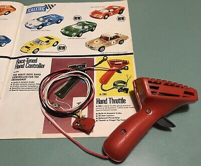 Vintage 1960's Scalextric Hand Throttle A/265 • 0.99£