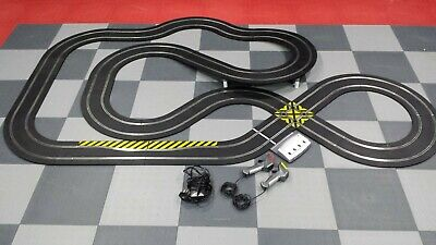 Scalextric   Large Digital  Set Track   Base Power& Controllers • 74.99£