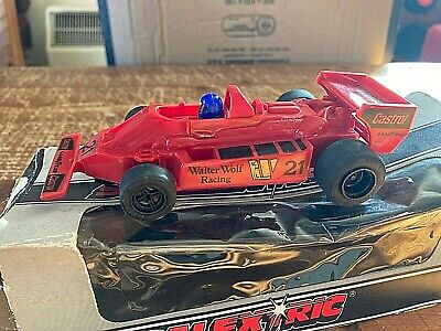 Scalextric C.107 Wolf Wr5 F1 Car Boxed • 6£