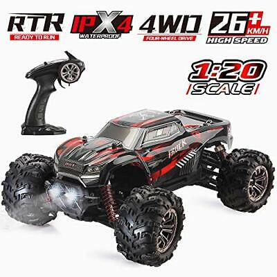 LUKAT 4x4 Remote Control Car, 1:20 Off Road RC Racing Car 26+ Km/h High Speed • 93.39£