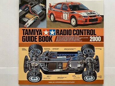 Tamiya Radio Control Guide Book 2000 New, Old Stock • 10£