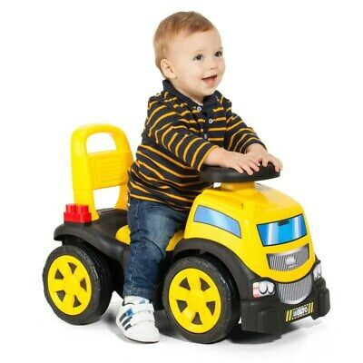 Molto Ride On Truck With 10 Blocks • 39.99£