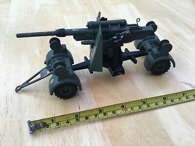 Army Military Dinky 88mm Gun Cannon On Trailer • 33£