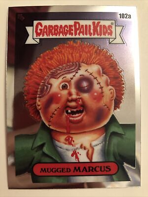 Garbage Pail Kids Topps 2020 Chrome Series 3 Mugged Marcus 102a • 4.99£