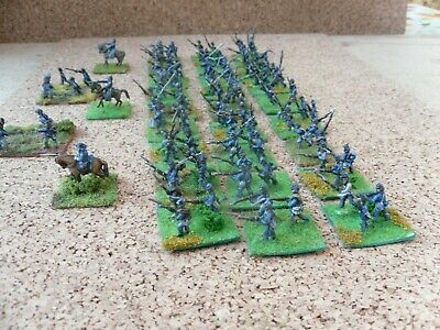 15mm A.C.W. Union Regiment (painted By Myself) • 85£