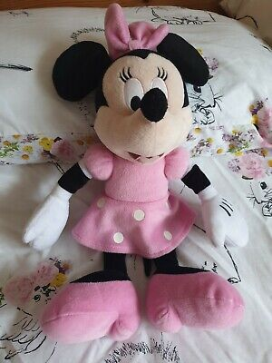 Minnie Mouse Soft Toy • 3£