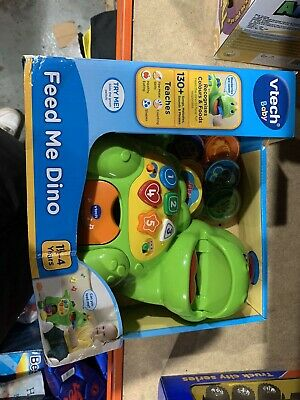VTech 518703 Learn & Dance Dino Interactive Toy • 15£