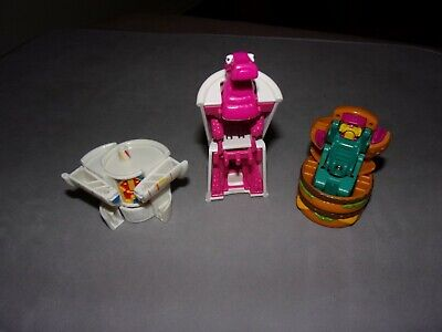 Mcdonalds Milkshake & Burger Transformers • 5£