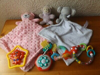 Collection Of Baby Toys • 3.99£