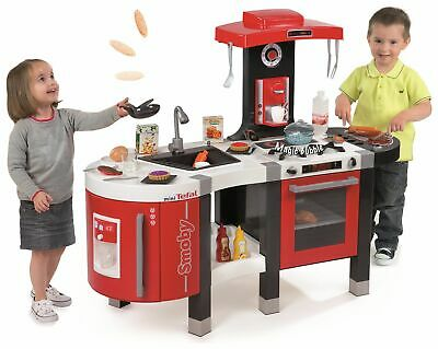 Smoby Tefal French Touch Kitchen Playset With 45 Accessories • 85£