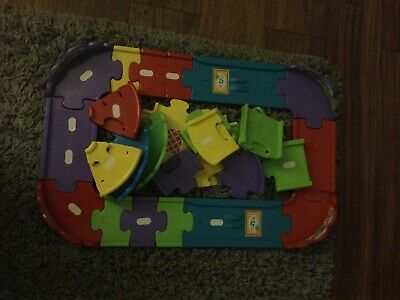 Vtech Toot Toot Track, Used But In Great Condition, Great Extender Kit • 7£
